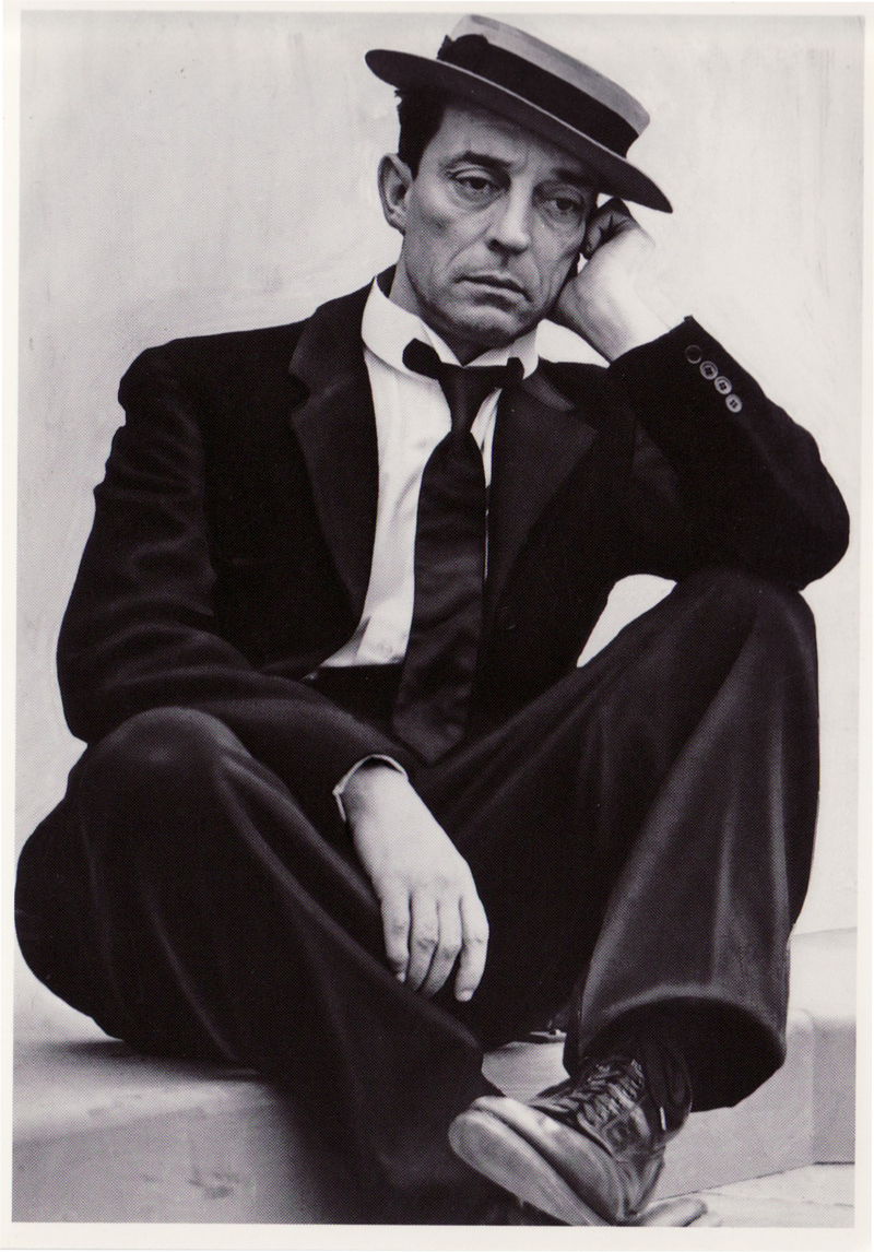 Image result for buster keaton