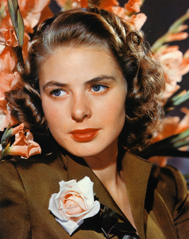 Ingrid Bergman - Wallpaper Gallery