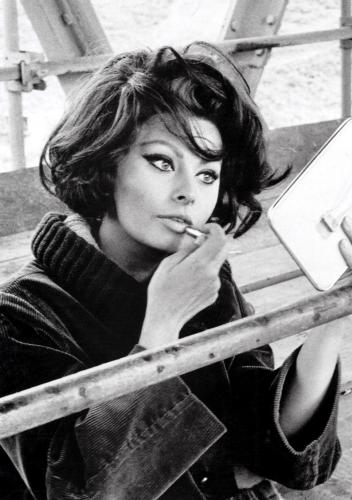 Photo - Sofia Loren