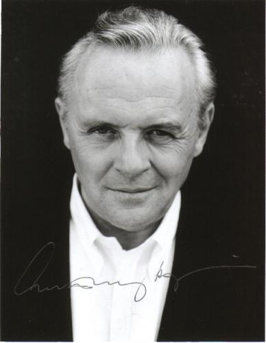 Photo - Anthony Hopkins