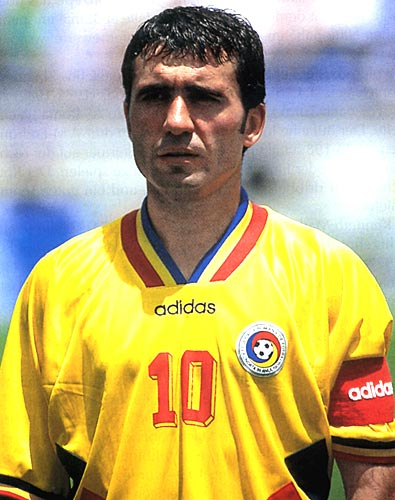 Gheorghe Hagi: My son is better than I was at 16, he's on ...