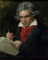 Photo: Ludwig van Beethoven