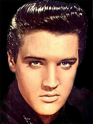 Photo - Elvis Presley