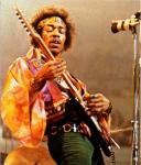 Photo: Jimi Hendrix