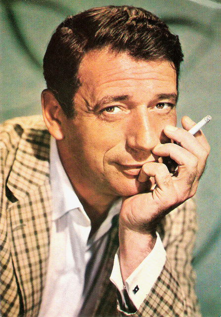 yves montand grands boulevards
