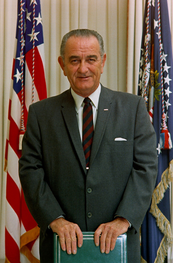 Lyndon Baines Johnson - Lovers
