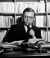 Photo: Jean-Paul Sartre