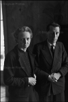 Photo: Irene Joliot-Curie, Frederic Joliot-Curie