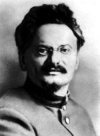 "Photo: ""Removing"" Trotsky"