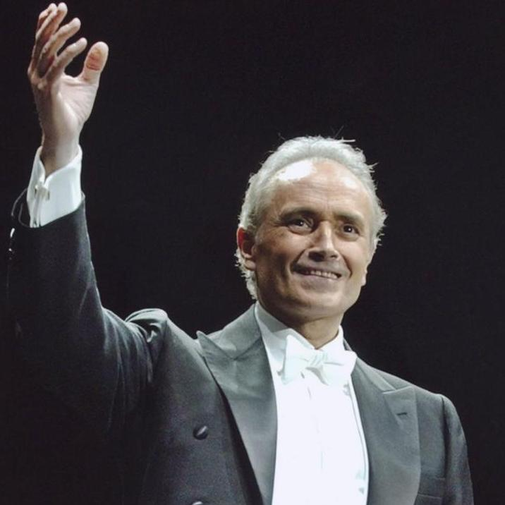 Jose Carreras Vocalists