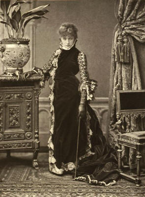 Photo - Sarah Bernhardt