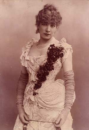 493 sarah bernhardt Competition: Win a copy of WHITE TRUFFLES IN WINTER (N.M. Kelby)