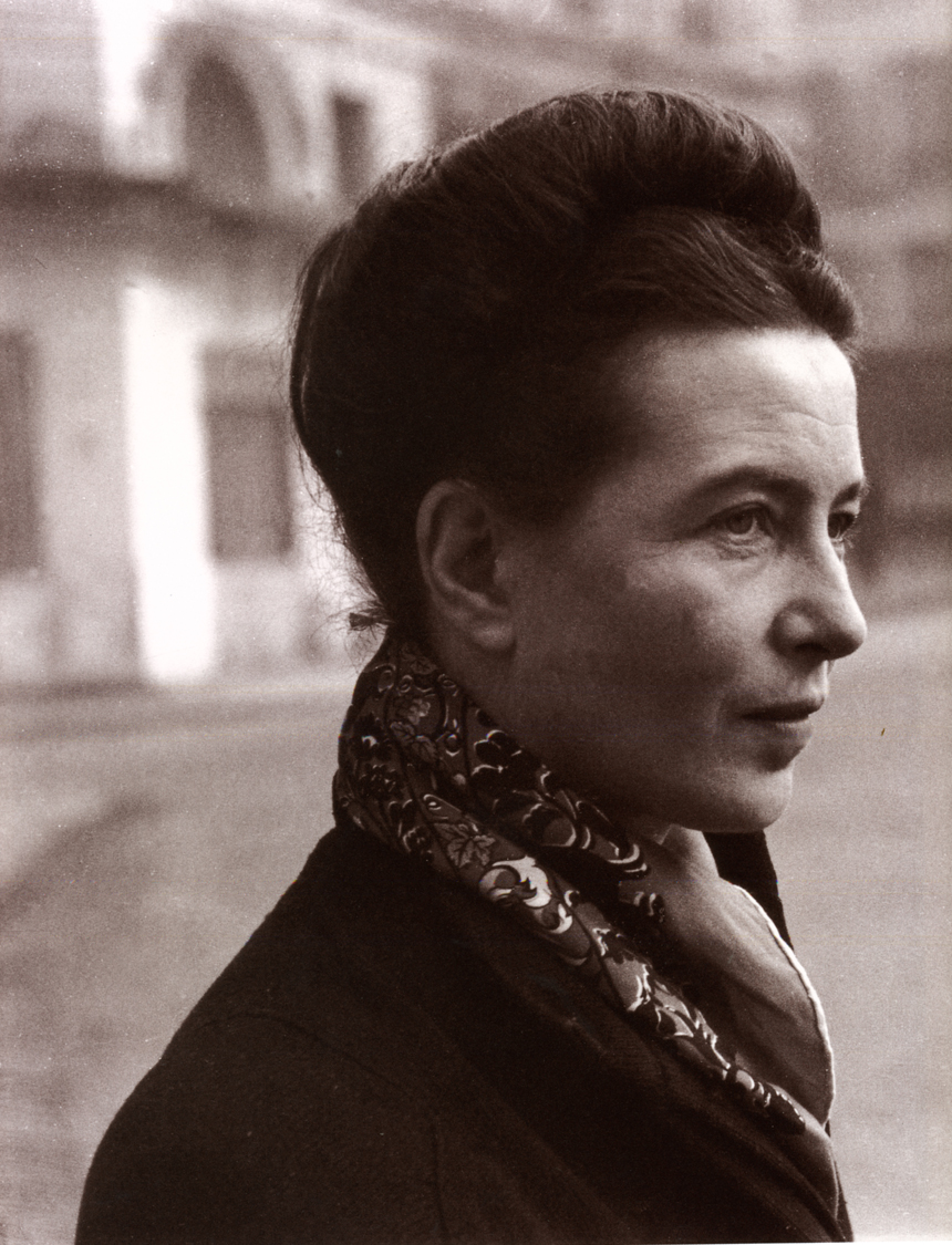 Simone de Beauvoir - The 100 best articles