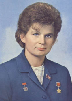 Photo - Valentina Tereshkova