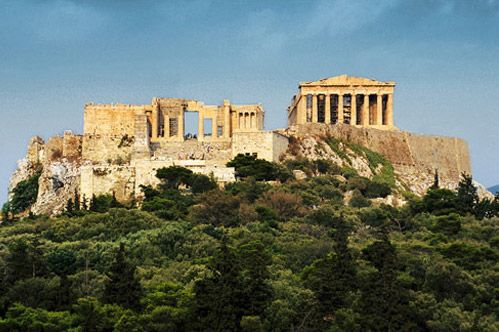 ANCIENT ATHENS - World Cities Ancient Athenians